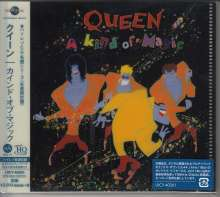 Queen: A Kind Of Magic (UHQCD/MQA-CD), CD