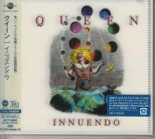 Queen: Innuendo (UHQCD/MQA-CD), CD