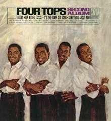 Four Tops: Second Album (Motown 60th Anniversary), CD
