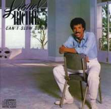 Lionel Richie: Can't Slow Down (Motown 60th Anniversary), CD