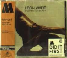Leon Ware: Musical Massage (+Bonus), CD