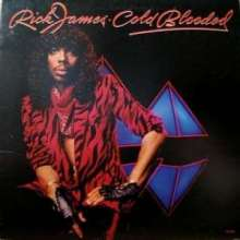 Rick James: Cold Blooded, CD