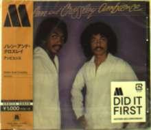 Nolen & Crossley: Ambience (Motown 60th Anniversary), CD