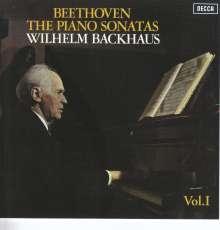 Ludwig van Beethoven (1770-1827): Klaviersonaten Vol.1 (SHM-SACD), 3 Super Audio CDs Non-Hybrid