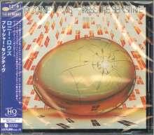 Ronnie Laws (geb. 1950): Pressure Sensitive (UHQCD), CD