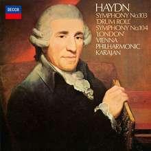 Joseph Haydn (1732-1809): Symphonien Nr.103 & 104 (SHM-SACD), Super Audio CD Non-Hybrid