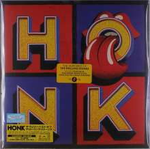 The Rolling Stones: Honk (180g) (Limited Edition) (Japan Import), 3 LPs