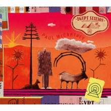 Paul McCartney (geb. 1942): Egypt Station (Explorer's-Edition) (SHM-CD) (Digisleeve), 2 CDs