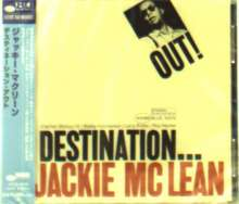 Jackie McLean (1931-2006): Destination...Out! (Reissue) (Limited-Edition), CD