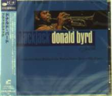 Donald Byrd (1932-2013): Blackjack, CD