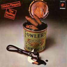 The Rolling Stones: Sticky Fingers (Spanish Issue) (SHM-CD) (Papersleeve), CD