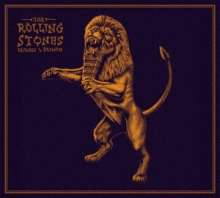 The Rolling Stones: Bridges To Bremen (2 SHM-CDs + Blu-ray Disc), 2 CDs und 1 Blu-ray Disc