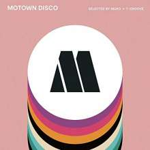 Motown Disco (Selected By Muro X T-Groove)  (Motown 60th Anniversary), 2 CDs