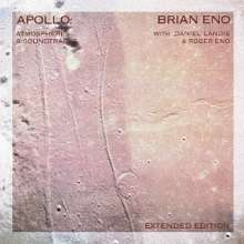 Brian Eno (geb. 1948): Apollo: Atmospheres And Soundtracks (Extended-Edition) (Hardcoverbook) (SHM-CD), 2 CDs