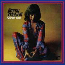 Jimmy McGriff (1936-2008): Electric Funk, CD