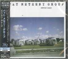 Pat Metheny (geb. 1954): American Garage (UHQ-CD), CD