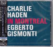 Charlie Haden & Egberto Gismonti: In Montreal (UHQ-CD), CD