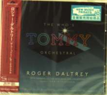 Roger Daltrey: The Who's Tommy Orchestral (SHM-CD), CD