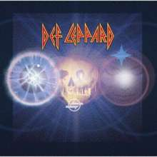 Def Leppard: The CD Collection: Volume Two (SHM-CD), 7 CDs
