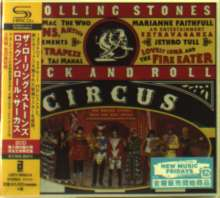 The Rolling Stones: The Rolling Stones Rock And Roll Circus (SHM-CD) (Digipack), 2 CDs