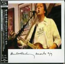 Paul McCartney (geb. 1942): Amoeba Gig: Live 2007 (SHM-CD) (Papersleeve), CD