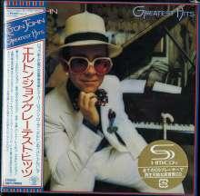 Elton John (geb. 1947): Greatest Hits (SHM-CD), CD