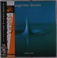 Tangerine Dream: Rubycon (SHM-CD) (Digisleeve), 2 CDs