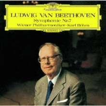 Ludwig van Beethoven (1770-1827): Symphonie Nr.7 (SHM-CD), CD