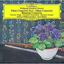 Wolfgang Amadeus Mozart (1756-1791): Flötenkonzert Nr.1 KV 313 (SHM-CD), CD