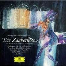 Wolfgang Amadeus Mozart (1756-1791): Die Zauberflöte (SHM-CD), 2 CDs