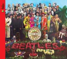 The Beatles: Sgt. Pepper's Lonely Hearts Club Band, CD