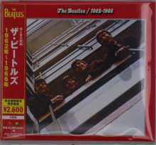 The Beatles: 1962 - 1966 (The Red Album) (Digisleeve), 2 CDs