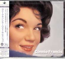 Connie Francis: Best Selection (UHQCD/MQACD), CD
