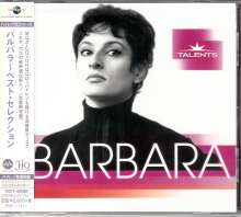 Barbara: Best Selection (UHQCD/MQACD), CD