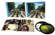 The Beatles: Abbey Road (50th Anniversary Edition) (Disleeve im Schuber), 2 CDs