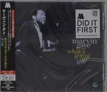 Marvin Gaye: What's Going On Live (SHM-CD) (Motown 60th Anniversary), CD