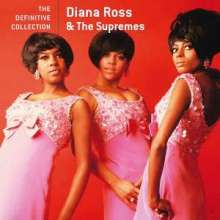Diana Ross & The Supremes: The Definitive Collection (UHQCD/MQA-CD), CD