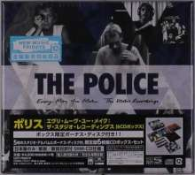 The Police: Every Move You Make: The Studio Recordings (SHM-CDs), 6 CDs