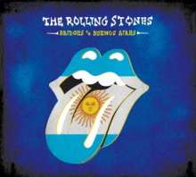 The Rolling Stones: Bridges To Buenos Aires (2 SHM-CD + DVD) (Digipack), 2 CDs und 1 DVD