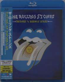 The Rolling Stones: Bridges To Buenos Aires, Blu-ray Disc