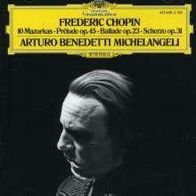 Frederic Chopin (1810-1849): Mazurken Nr.20,22,25,34,43,45-47,49 (Ultimate High Quality CD), CD