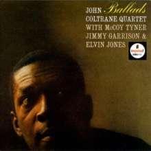 John Coltrane (1926-1967): Ballads (UHQ-CD/MQA-CD), CD