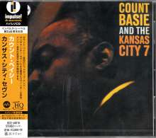 Count Basie (1904-1984): Count Basie And The Kansas City 7 (UHQCD/MQA-CD), CD
