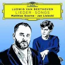 Ludwig van Beethoven (1770-1827): Lieder (Ultimate High Quality CD), CD