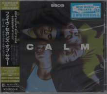 5 Seconds Of Summer: Calm (Deluxe Edition), 1 CD und 1 DVD