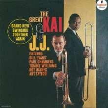 J.J. Johnson & Kai Winding: The Great Kai & J. J. (UHQCD), CD