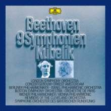 Ludwig van Beethoven (1770-1827): Symphonien Nr.1-9 (SHM-SACD), 4 Super Audio CDs Non-Hybrid