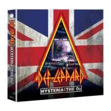 Def Leppard: Hysteria At The O2 (Blu-ray + 2 SHM-CDs) (Digipack), 1 Blu-ray Disc und 2 CDs