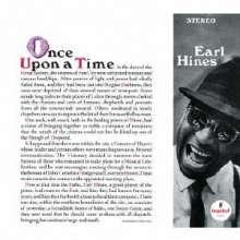 Earl Hines (1903-1983): Once Upon A Time (UHQCD), CD
