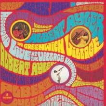 Albert Ayler (1936-1970): In Greenwich Village (UHQCD), CD